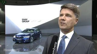 BMW CEO Sees Product Lineup Strengthening in Mid-2017