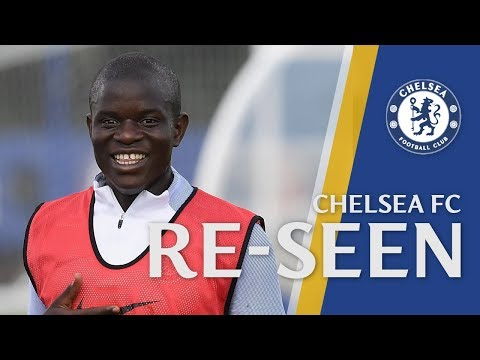 Outrageous Kante Skill in Training and is this the Best Eden Hazard Goal Ever? | Chelsea Re-Seen