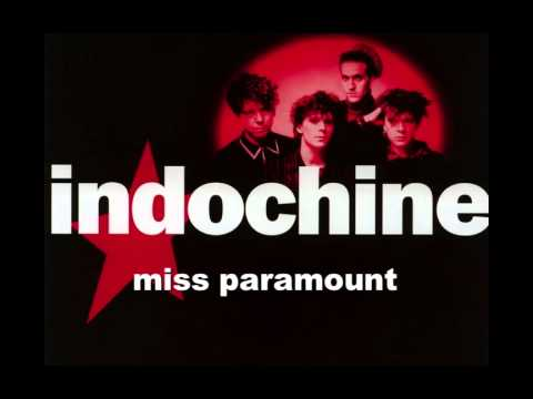 Indochine - Miss Paramount (Edited version) - YouTube