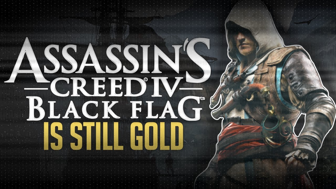 Assassin's Creed IV: Black Flag is Still Gold thumbnail