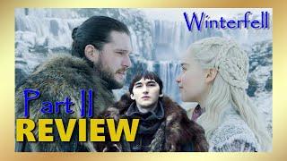 Game of Thrones Season 8x01 Winterfell Part II