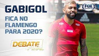 GABIGOL FICA NO FLAMENGO PARA 2020?