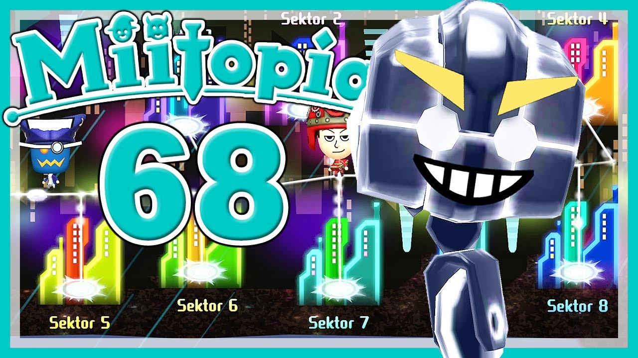 MIITOPIA [SWITCH REMASTER] # 68 ⚔️ Finstere Kreaturen im Neonlicht!