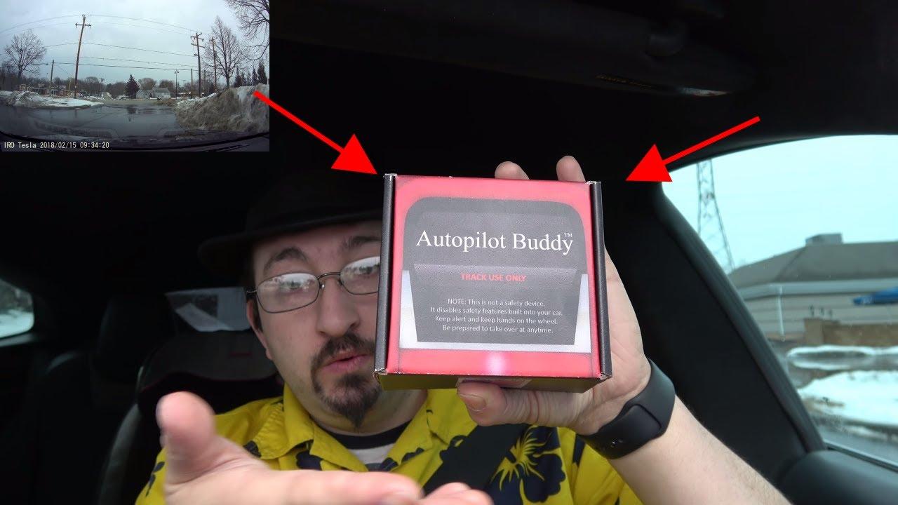 Autopilot Buddy Tesla Nag Reduction Device Test/Review ...