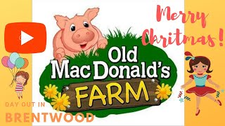 Old MacDonald Had a Farm | Day Out Fun | Brentwood | Summer kids Nursery Rhymes