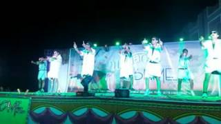south mix group dance perfomance by snme students