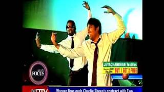 Wilbur Sargunaraj on NDTV India: Simple Superstar Launch Chennai