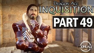 Dragon Age: Inquisition Walkthrough Part 49 Lord Livius - Lets Play Gameplay Review