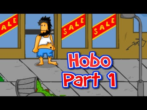 Hobo 1 #1 | Cleaning Up The Town
