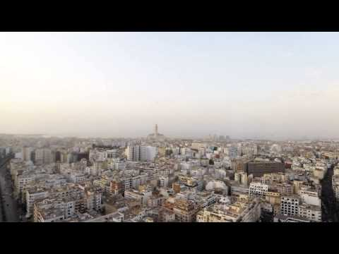 Casablanca Timelapse (by Songes Productions)