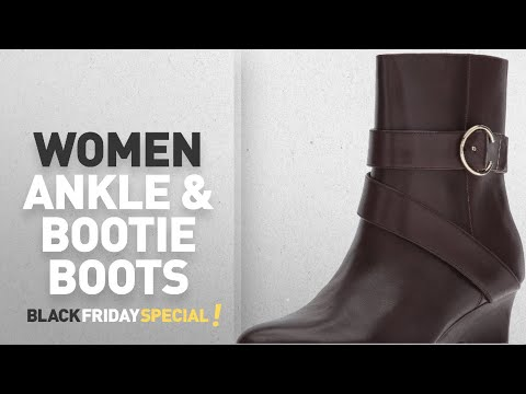 Women Ankle & Bootie Boots - Min 25% Off // Amazon Black Friday Countdown