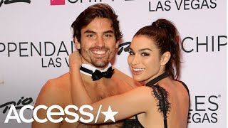 'Bachelor In Paradise's' Jared Haibon Hits The Stage With Chippendales | Access