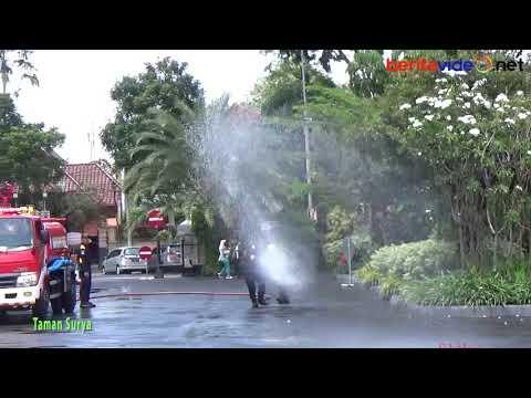 Begini Cara Kota Surabaya Agar Tetap Sejuk Di Saat Cuaca Panas