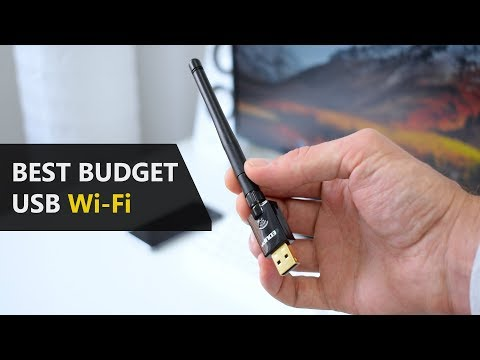 EDUP AC1607 Best Budget USB Wi-Fi // Hackintosh Windows Linux MacOS