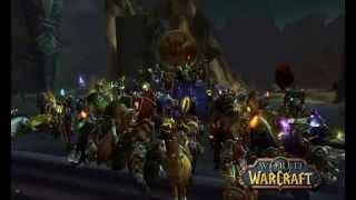 World of Warcraft Трейлер обновления 1.9 Врата Ан Киража