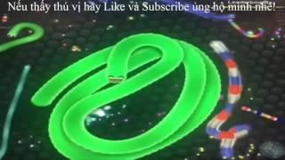 Slither.io: Toàn cảnh trận lập kỷ lục Việt Nam ngày 22/10/2016