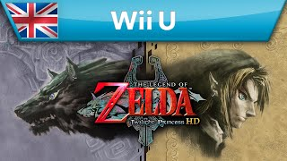 The Legend of Zelda: Twilight Princess HD - Launch Trailer (Wii U)
