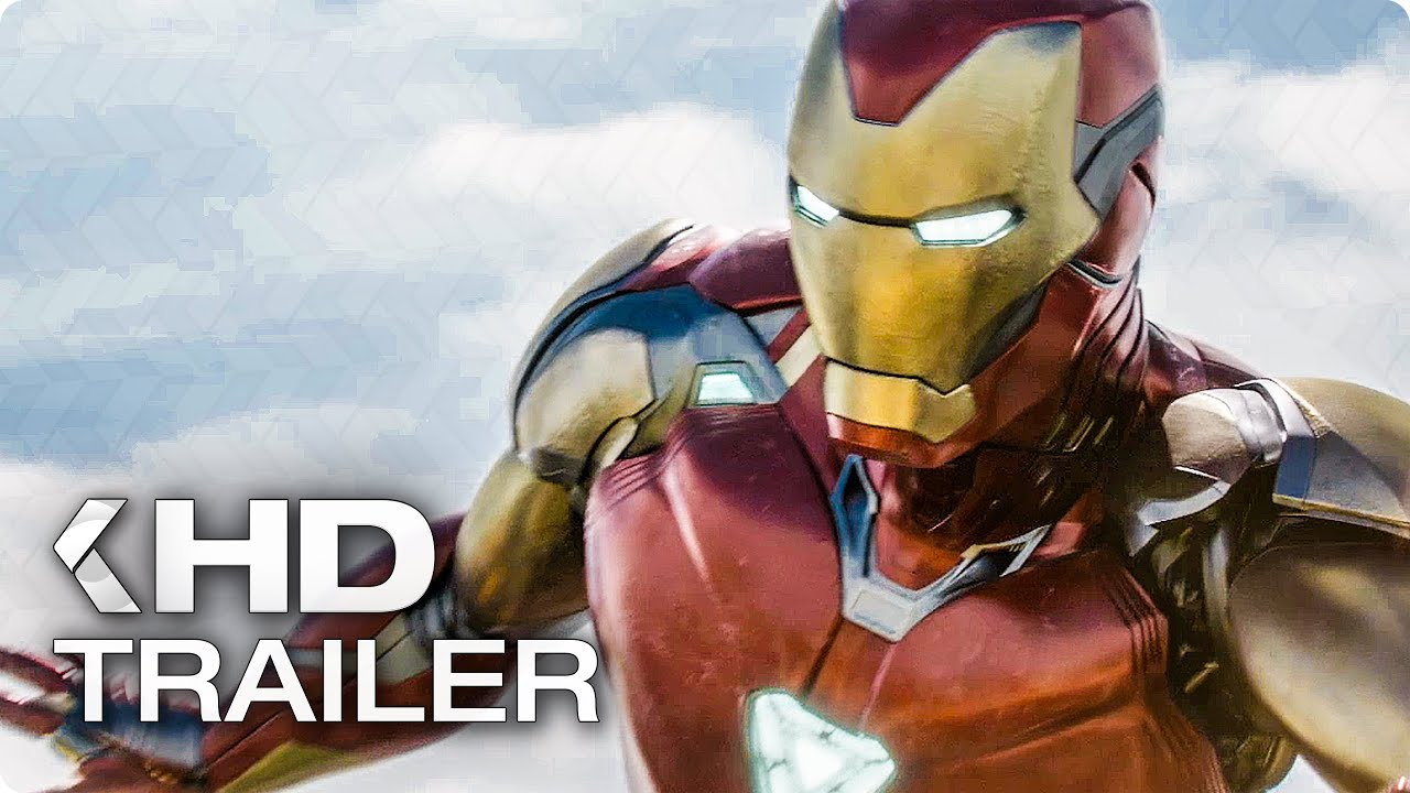 Download AVENGERS 4: Endgame Final Trailer (2019)