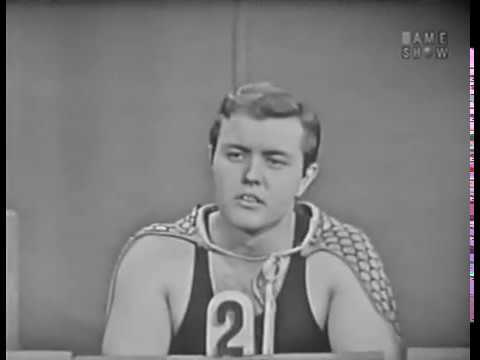 To Tell the Truth - Norwegian WWII resistor; Champion meat judge (Jan 17, 1966)