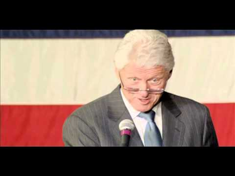 President Clinton on the Importance of Electing Tammy Baldwin (Highlights)