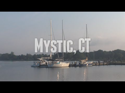 New England Boating: Mystic, CT