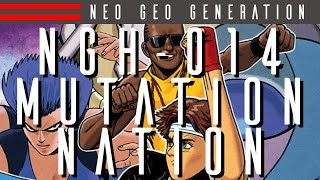 Gambar cover NGH-014: Mutation Nation - Neo-Alec's Neo Geo Reviews