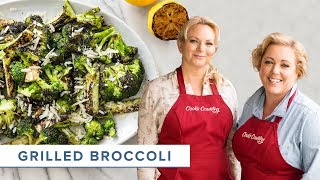 The Best Way to Make Broccoli is on the Grill
