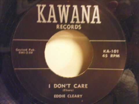 Eddie Cleary - I Don't Care