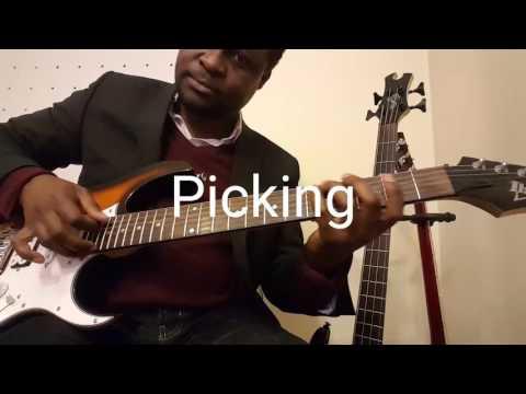 Soukous Guitar: Sebene Solo Technique Tutorial