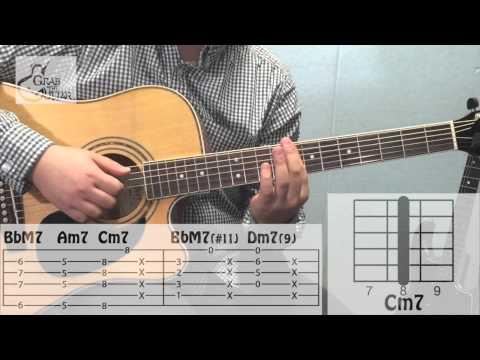 [그랩더기타] 너 사용법 (The Manual) - 에디킴(Eddy Kim) [Guitar Tutorial 기타 레슨]