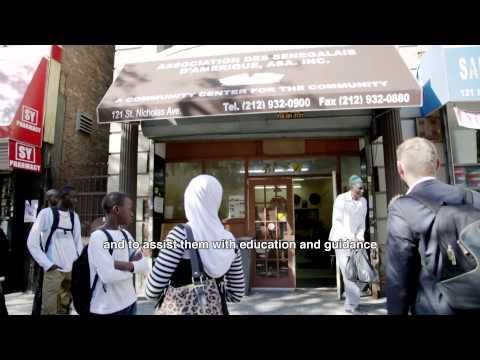 Harlem, Entre Afrique et Amérique (long version)