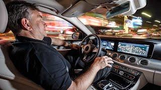 2016 Mercedes-Benz E-класса: на что способен автопилот
