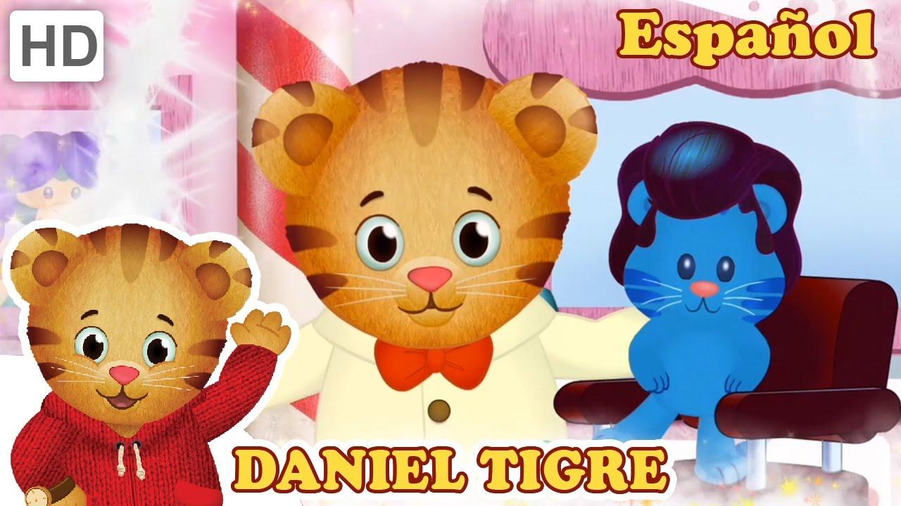 Encantador Daniel Tigre Para Imprimir Para Colorear Componente ...
