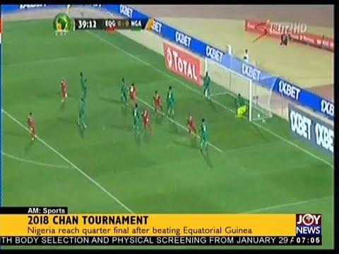 2018 CHAN Tournament - AM Sports on JoyNews (24-1-18)