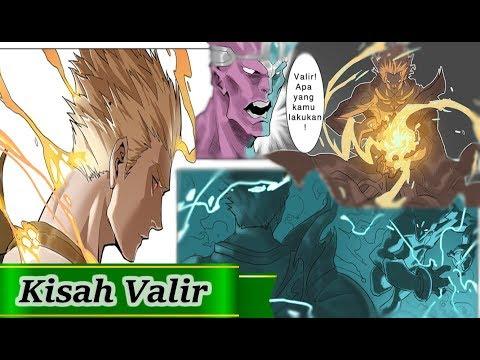 KISAH NYATA HERO VALIR SANG PENYIHIR API YANG MENGKHIANATI GURUNYA SENDIRI (GORD)