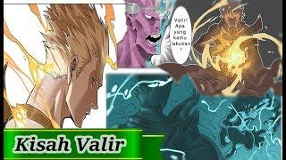 kisah nyata hero valir sang penyihir api yang mengkhianati gurunya sendiri gord