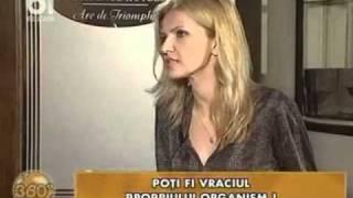 Bolile ca Avertisment . Informaţii Provenite din Vise - part 3 /5
