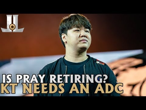 Is PraY Retiring? Who Will KT Sign at ADC? | 2019 LoL Offseason