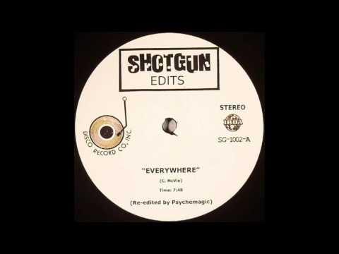 Fleetwood Mac - Everywhere (Psychemagic Edit)