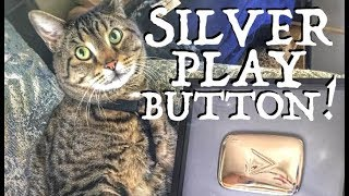 You Silver Play Button Kansas City Epic Finds