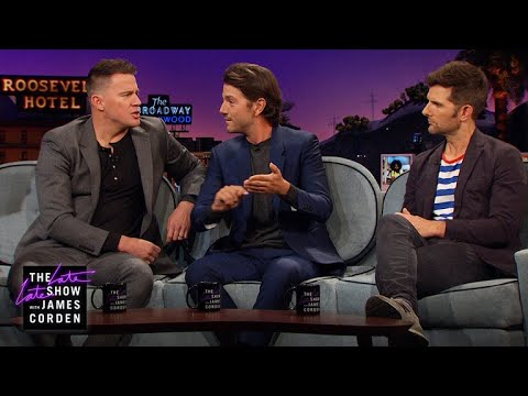 A Couch Full of Music Video Stars ft. Channing Tatum, Diego Luna & Adam Scott
