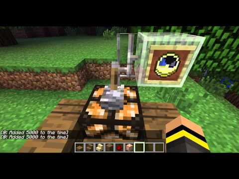 TIME MACHINE?! Working time machine using command blocks