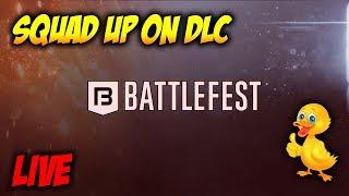 Free DLC During BF1 Battlefest Live (Battlefield 1)