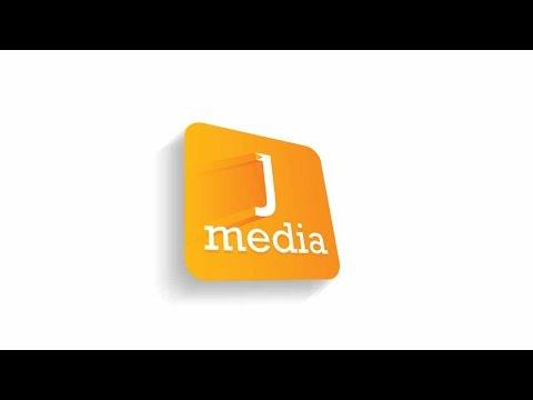 J Media | Logo Introduction