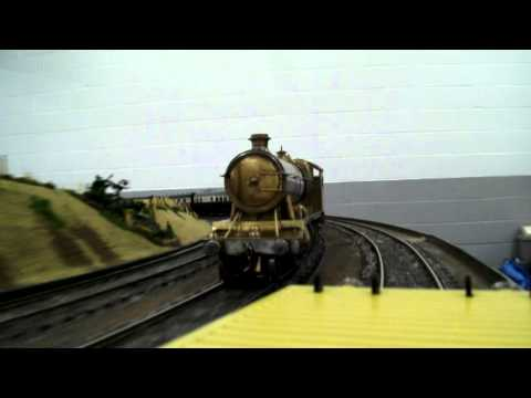 (HD) GWR 4700 Class on Anglia Roads  Gauge One