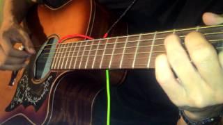 [Thùy Chi] Lặng yên [Guitar solo] [Tab C]