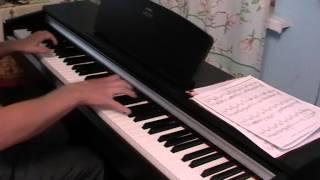 Шерлок Холмс - Discombobulate (OST Sherlock Holmes) Piano Cover By Dasko