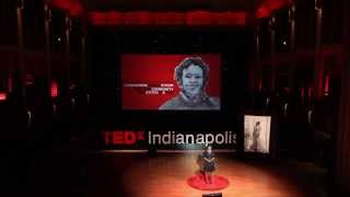 Building community one stitch at a time: LaShawnda Crowe Storm at TEDxIndianapolis