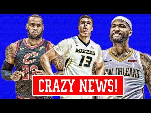 ROCKETS DON'T WANT LEBRON! KNICKS GETTING PORTER JR! COUSINS EXPLAINS HIMSELF!   NBA NEWS