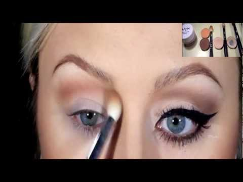 Adele Makeup Tutorial: Vogue Cover March 2012